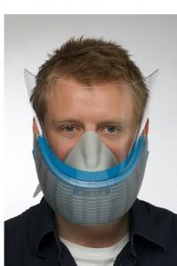 Maski ochronne | półmaski BHP ochronne lakiernicze przeciwpyłowe